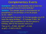 complementary events2
