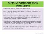 aspectos generales para considerar1