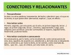 conectores y relacionantes2