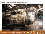 foto conjunto motor bomba existentes