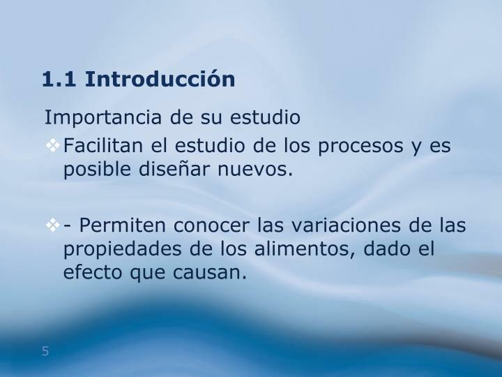 1.1 Introducción