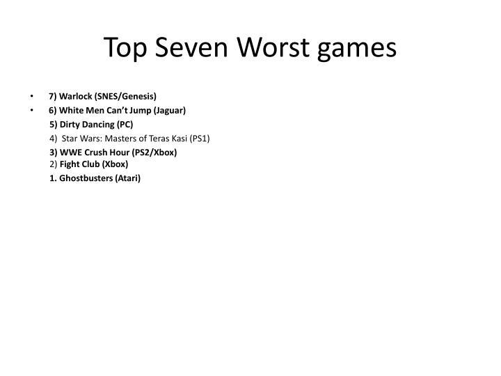 Top Seven