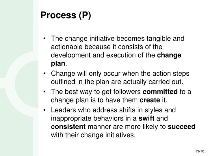 Process (P)