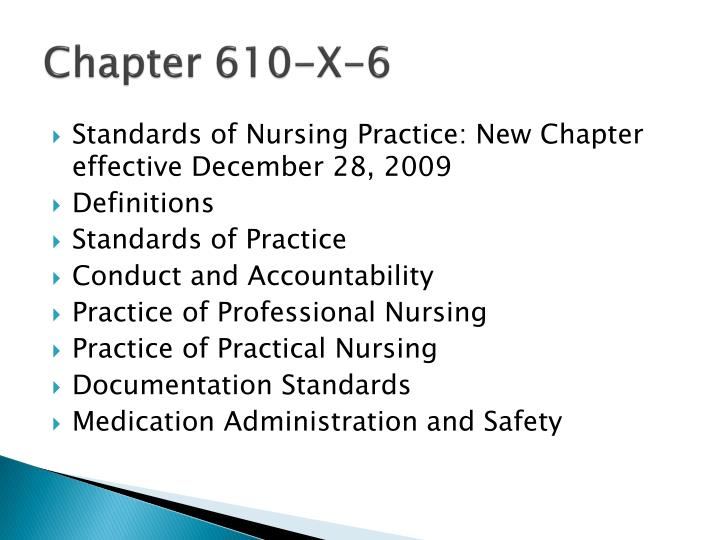 accountability of nursing professionals The key pillar within this is the presence of professional accountability, which is a fundamental aspect of nursing and sanctions nurses to work within a structure of practice and follow standards of conduct that preserve the patients trust.