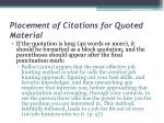 placement of citations for quoted material2