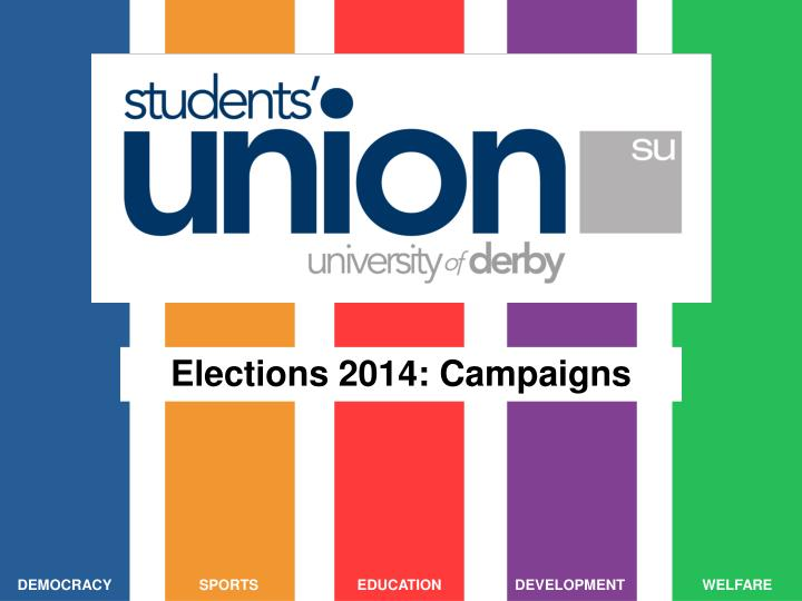 elections 2014 campaigns n.