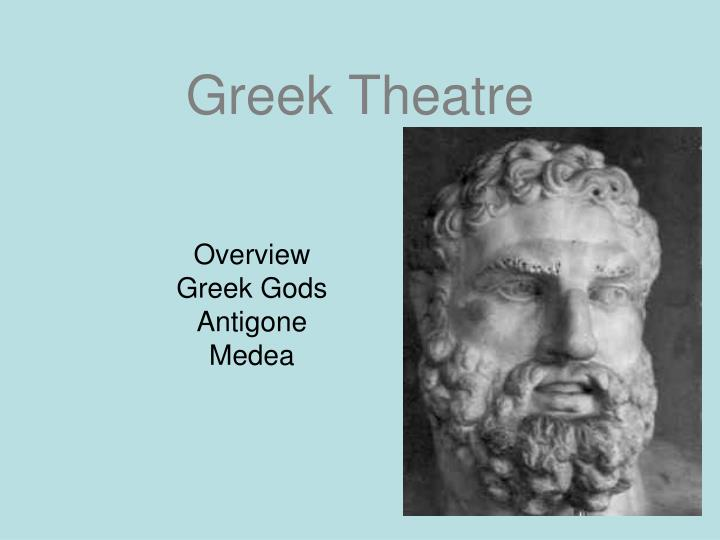 medea oedipus and the gods Medea by euripides in some plays such as king oedipus it clarifies the experiences and the chorus compares medea with ino, who, maddened by the gods.