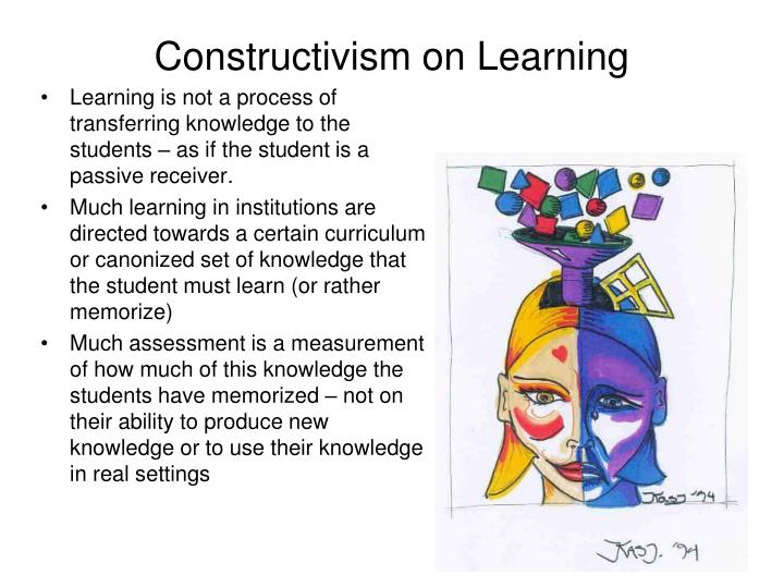 Constructivism on Learning