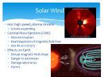solar wind