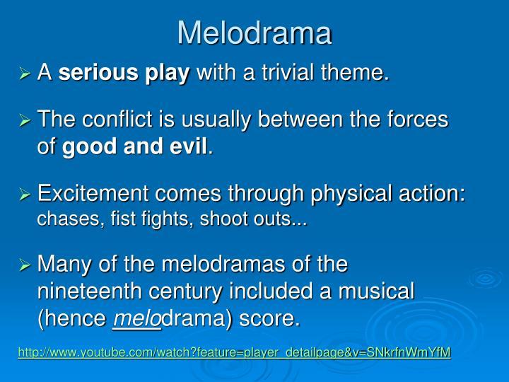 Melodrama