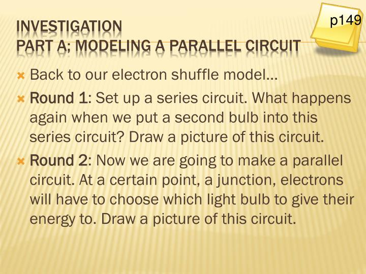 Back to our electron shuffle model…