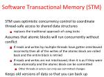 software transactional memory stm2