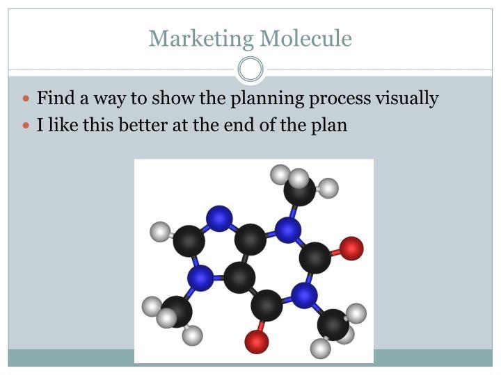 Marketing Molecule