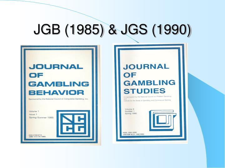 JGB (1985) & JGS (1990)
