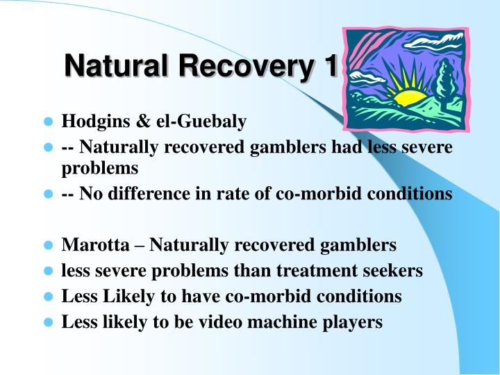 Natural Recovery 1
