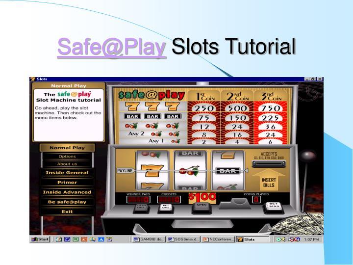 Safe@Play