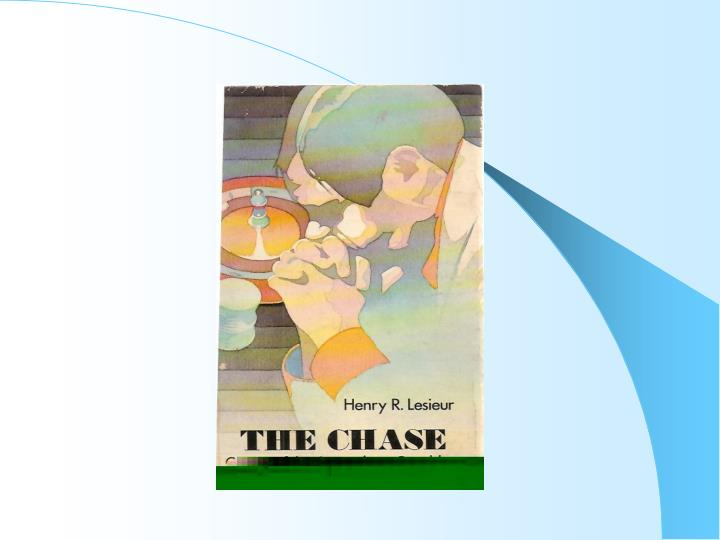 The Chase Book Cover