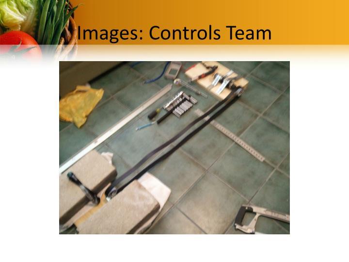 Images: Controls Team