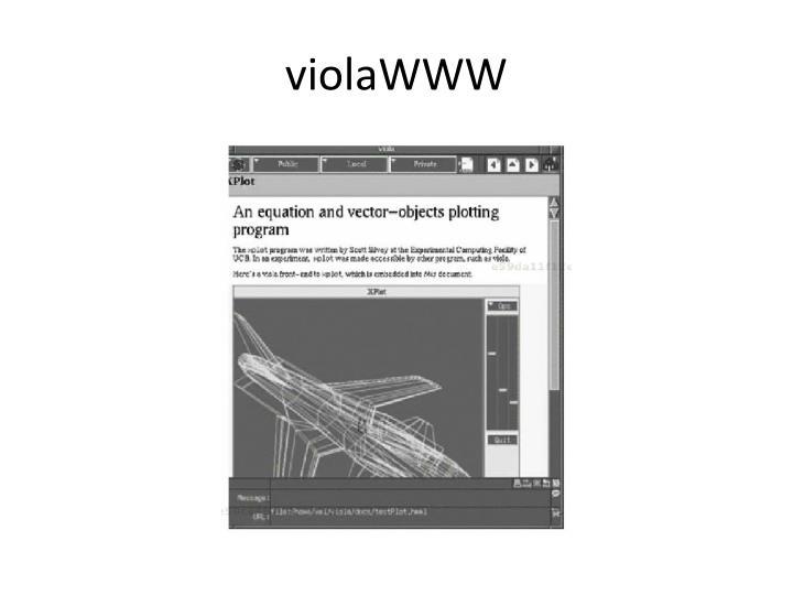violaWWW