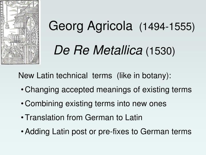 Georg Agricola