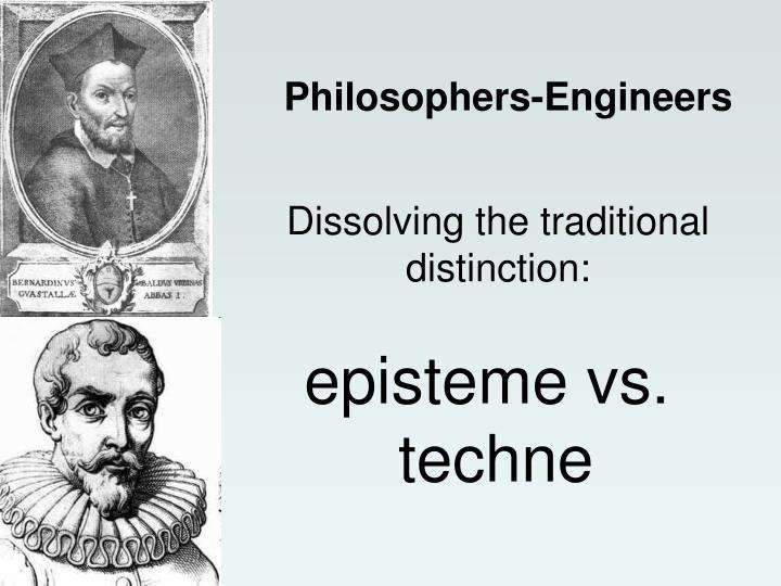 Philosophers-Engineers
