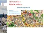 opportunities parking projects