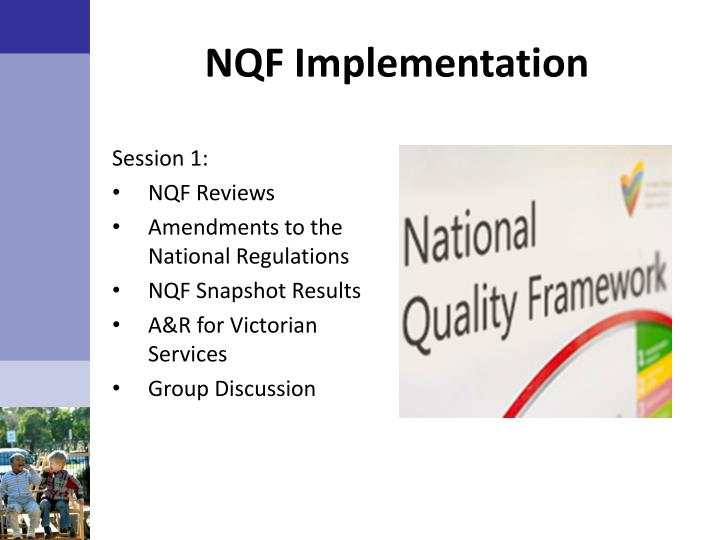 Nqf implementation
