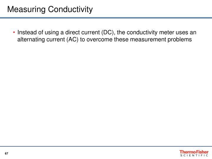 Measuring Conductivity
