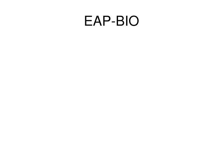 EAP-BIO