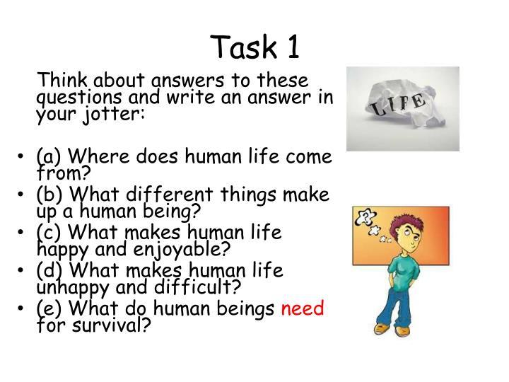 Task 1