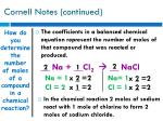 cornell notes continued