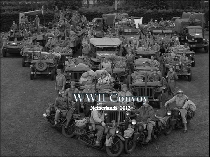 wwii convoy n.