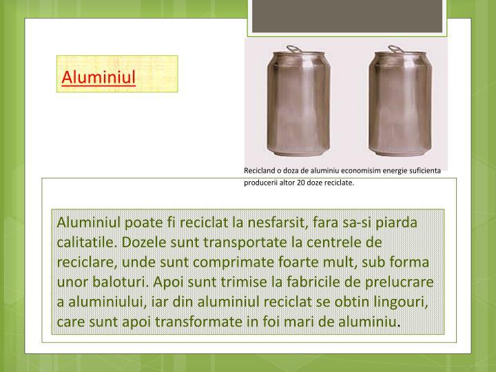 Aluminiul