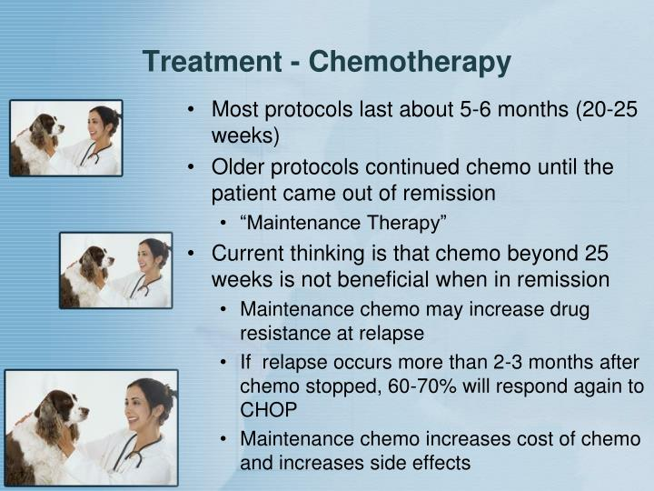 Treatment - Chemotherapy