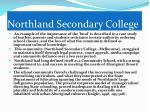 northland secondary college