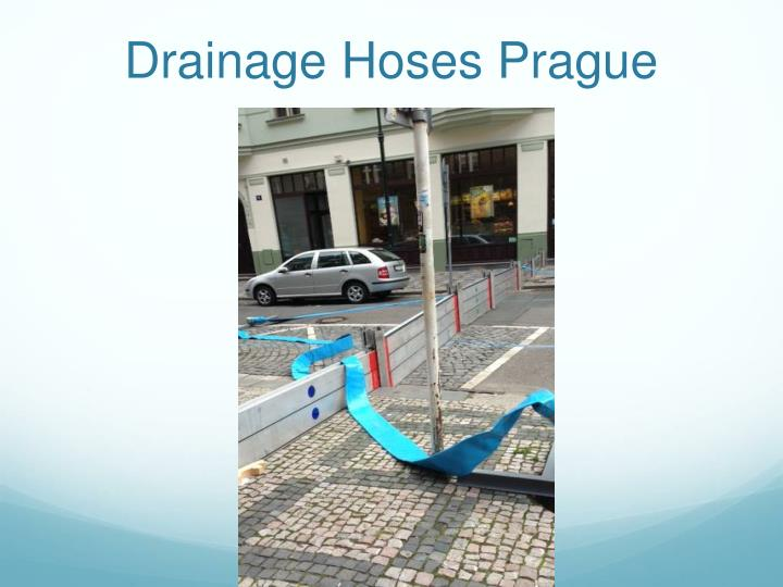 Drainage Hoses Prague