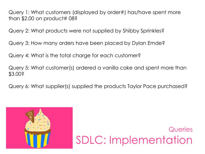 Query 1: What customers (displayed by order#) has/have spent more than $2.00 on product# 08?