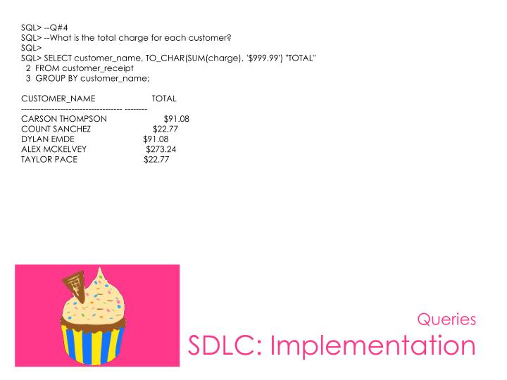 SQL> --Q#4
