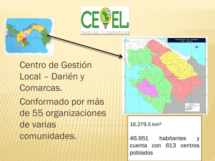 Centro de Gestión Local – Darién y Comarcas.