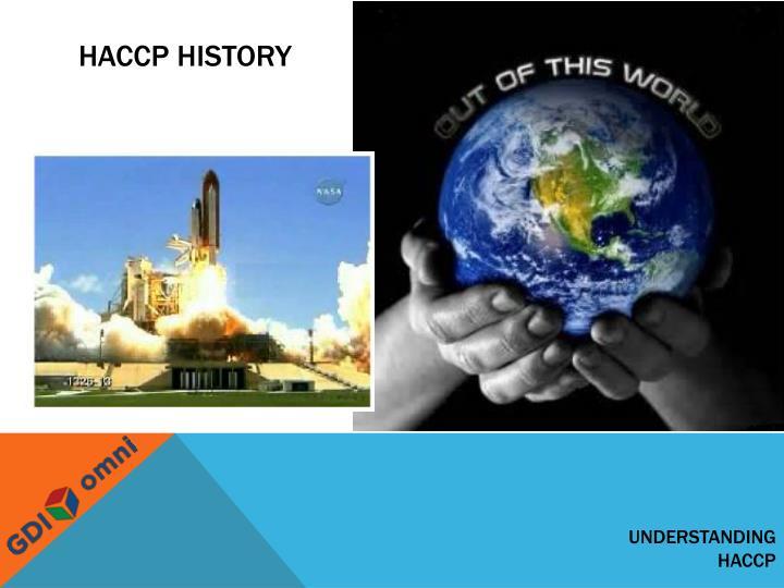 Haccp history