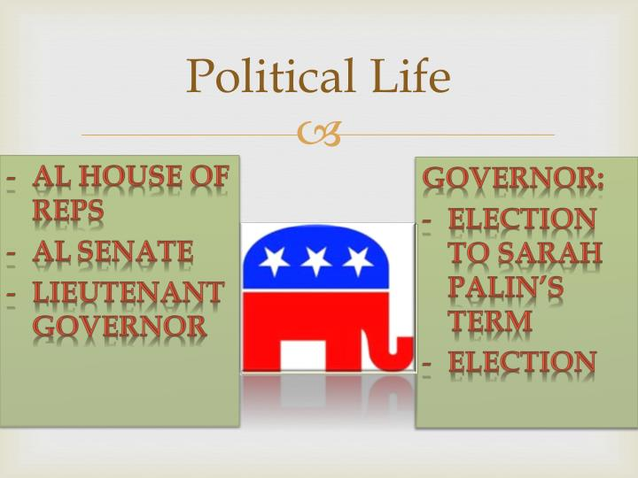 Political life