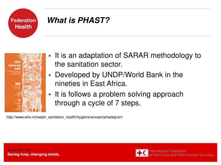 What is PHAST?