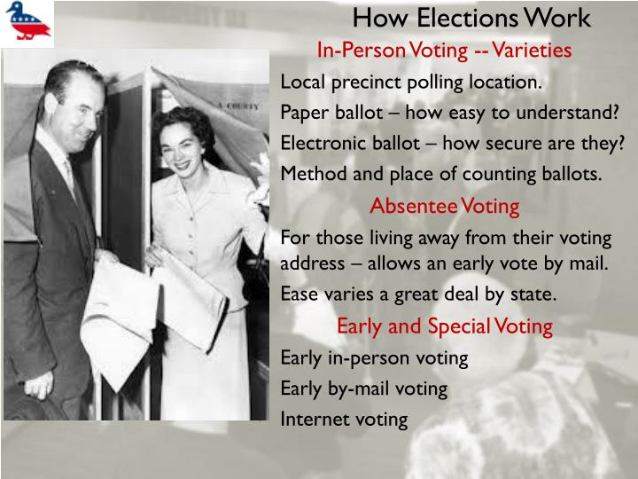 How Elections Work