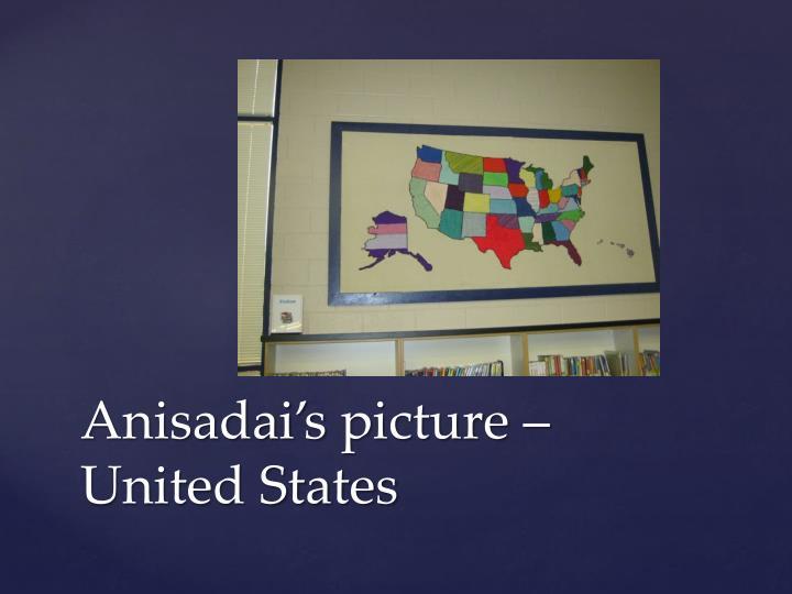 Anisadai's