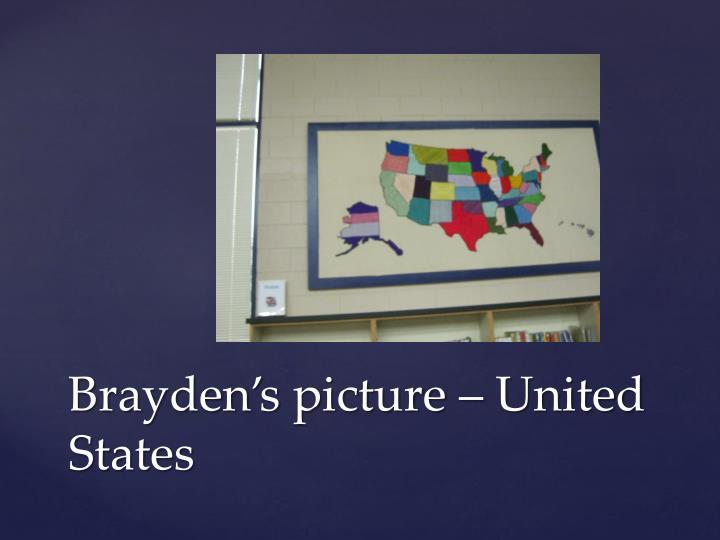 Brayden's