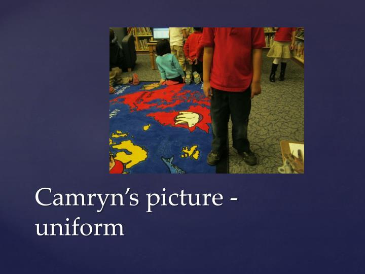 Camryn's