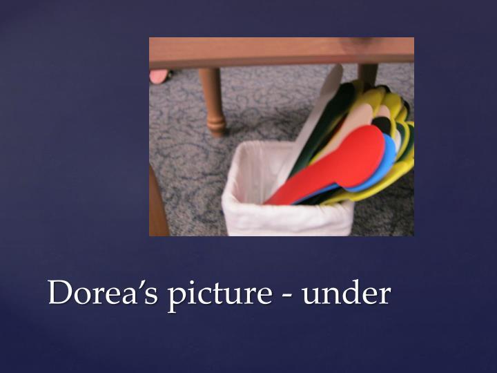 Dorea's