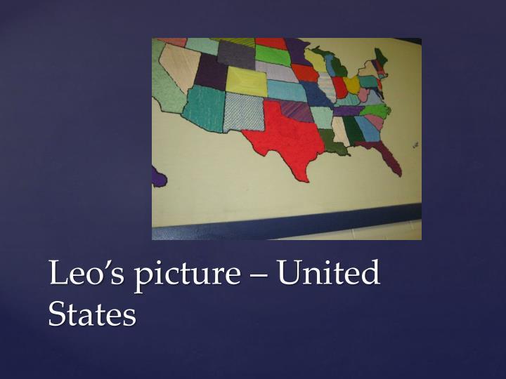 Leo's picture – United States