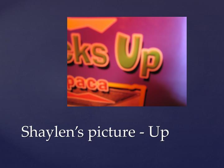 Shaylen's
