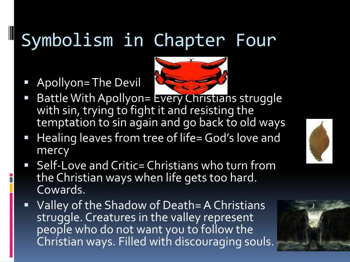 Symbolism in Chapter Four